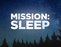 Mission: Sleep