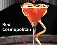 Drinkz cocktail bar photo/video shoot & graphics