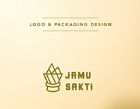 Jamu Sakti - Logo & Packaging Design