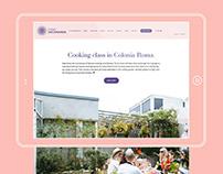 Casa Jacaranda website