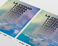 La Ciudad Ligera | Poster