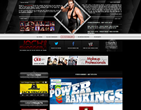 Jack Swagger wordpress theme 01