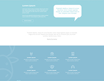 Free Divi Layout Designed for Agencies