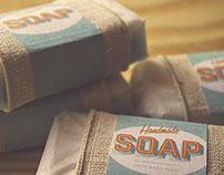 Handmade Soap & Packaging