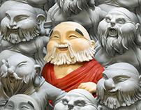 Dharma Character / Plasticine