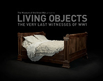 LIVING OBJECTS - The last witnesses of WW1