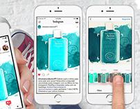 Avène Cleanance Instagram Campaign