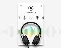 aiaiai - product viewer