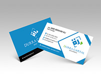 Durra Capital Real estate Business Cards