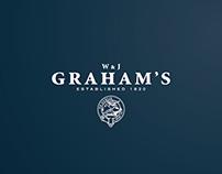 Graham's Port Rebrand