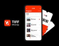 TIFF Official App