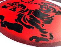 🔴Art of Tiger Karate Shotokan Logo