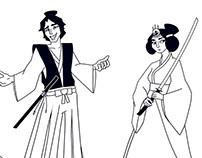 Character design Fall2016