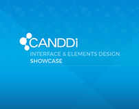 CANDDi Interface & Elements Design