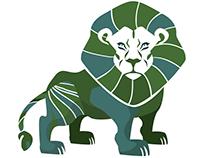 Lion Shyma. Diseño de identidad.