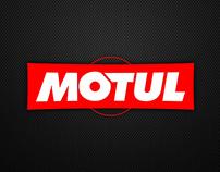Motul - Animation