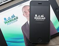 Identidade - Marcão Professor
