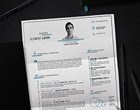 2015 Resume Template Collection