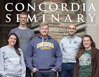 Concordia Seminary magazine | Spring 2018