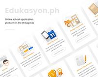 Edukasyon.ph Website | UI/UX Design