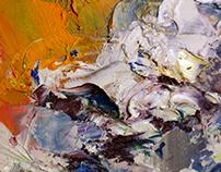 SAIC Painting Work 2015