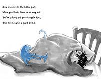 the inner beast/ Artbook Illustration Class