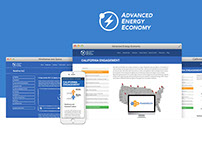 AEE Website and Process Redesign