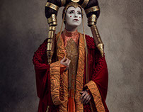 Queen Amidala | Costume Creation