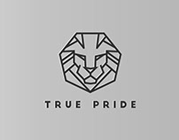 graphic identity True Pride