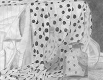 Fabric and Tonal Drawing