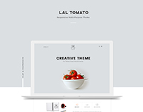 Lal Tomato - Responsive Multi-Purpose Theme