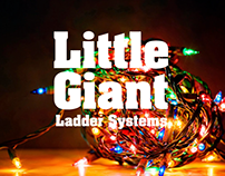 """Little Giant - """"Step up your Holiday"""""""