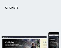 Qtickets. Для организаторов и концертных площадок