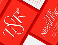 The NewSilkRoad branding concept