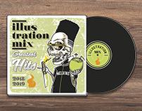 illustration mix 2018-2019