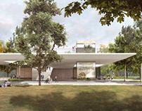 Városmajor Open-Air Stage Architecture Competition