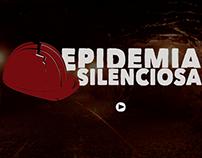 Hotsite Epidemia Silenciosa