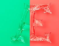 Letters Plastic