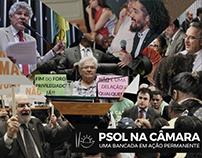 Diagramação: Foto-revista do PSOL na Câmara