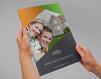 Real Estate Brochure Template - 16 Pages