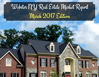 Webster NY Real Estate Market Report March 2017 Edition