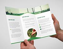 Brochure – Wave Multipurpose Tri-Fold Template