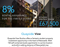 Quayside View Investment