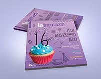 Revista La Terraza - Aniversario