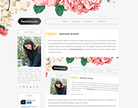 Danielices | Blog layout