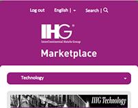 IHG Marketplace - Global Technology