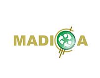 Logo-Madica Cliente: Yvonne Zambrano