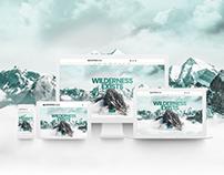 Wilderness Church | Responsive Web Design