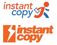 Instant Copy logos