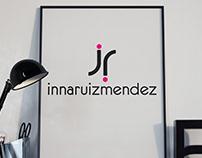 INNARUIZMENDEZ logotype design